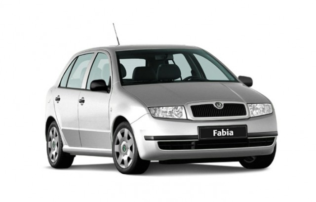 Škoda Fabia junior