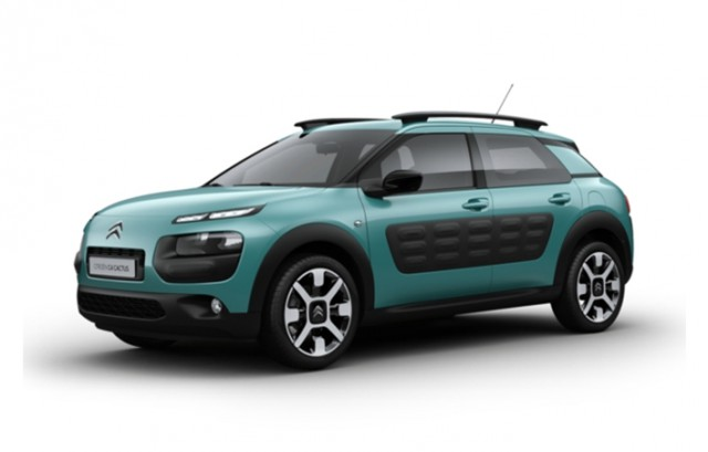 citroen c4 cactus 1 2 puretech 82 etg feel edition automat. Black Bedroom Furniture Sets. Home Design Ideas