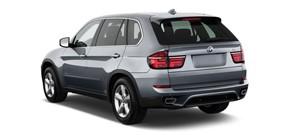 BMW X5 3,0 si 4x4 automatic