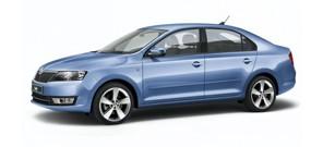 Škoda Rapid 1,2 TSI Fresh