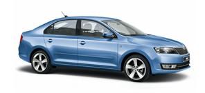 Škoda Rapid 1,6 TDI Style Plus