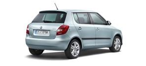 Škoda Fábia II 1,2 MPI Ambition