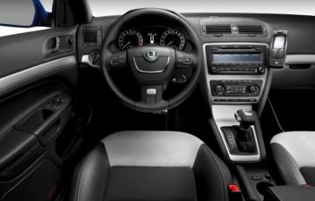 Škoda Octavia Combi interier