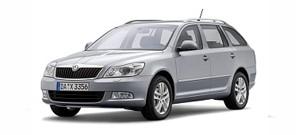 Škoda Octávia II 1,6 TDI Combi 4x4
