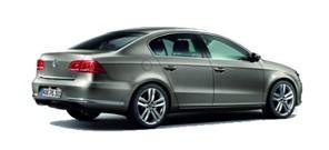 VW Passat 1,6 TDI CR BMT