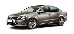 VW Passat 1,6 TDI CR BMT automatic