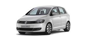 VW Golf Plus 1,6 TDI CR automatic
