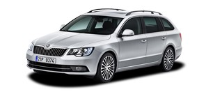 Škoda Superb II 2,0 TDI Elegance Plus Combi automatic