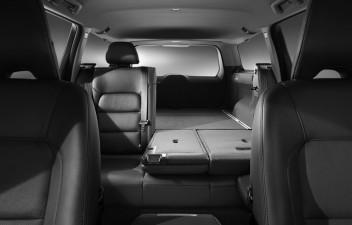 Volvo V70 interier