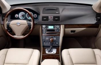 Volvo XC90 interier