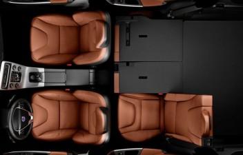Volvo V60 interier