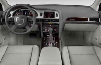 Audi A6 interier
