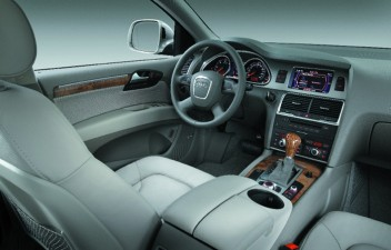Audi Q7 interier