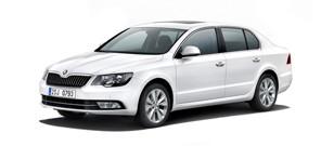 Škoda Superb II 1,4 TSI Ambition Plus