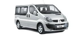 Renault Trafic II Passenger 1,6 dCi Long