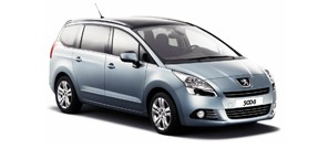 Peugeot 5008 1,6 HDI Active
