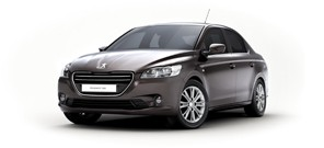 Peugeot 301 1,6 Allure automatic