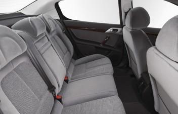 Peugeot 407 interier