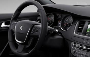 Peugeot 508 SW interier