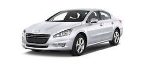 Peugeot 508 2,0 HDI Allure automat