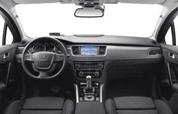 Peugeot 508 interier
