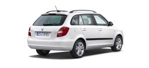 Škoda Fabia II 1,2 TSI Ambition SLX Combi