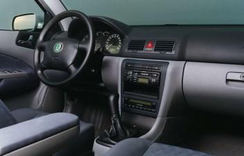 Škoda Octavia Tour Trumf interier