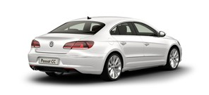 VW CC 2,0 TDI Highline automatic