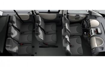 Peugeot Expert Tepee interior