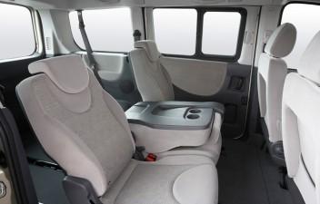 Peugeot Expert Tepee interier