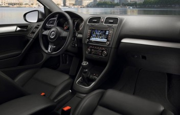 VW Golf Variant interior