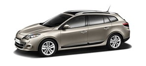 Renault Megane Grandtour 1,6 16V Dynamique