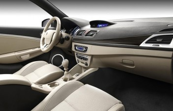 Renault Megane Grandtour interior