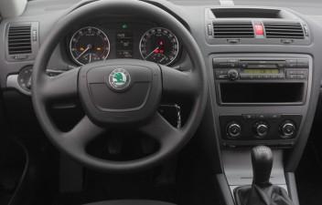 Škoda Octavia II interier