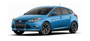Ford Focus 1,6 Trend plus