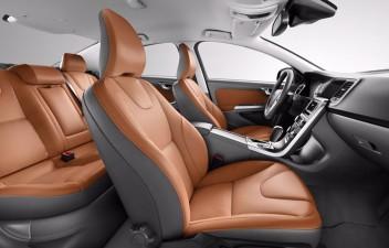Volvo S60 interier