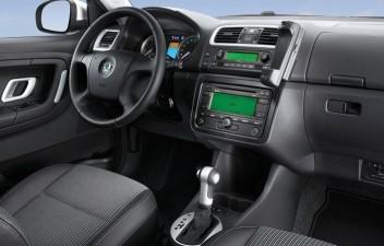 Škoda Fabia Combi interier