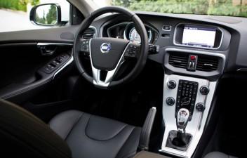 Volvo V40 interier