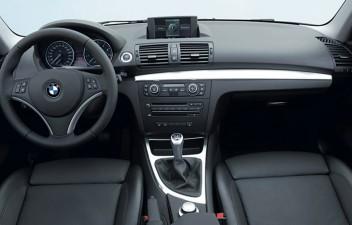 BMW 1 interior