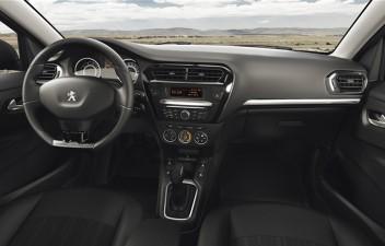 Peugeot 301 interier