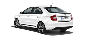 Škoda Rapid 1,4 TSI Ambition Plus