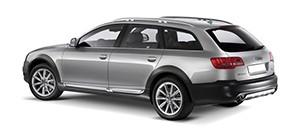 Audi A6 Allroad 3,0 TDI 4x4 automatic