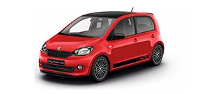 Škoda Citigo 1,0 MPI Monte Carlo