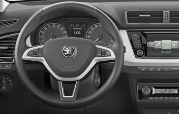 Škoda Fabia 3 automat