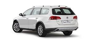 VW Passat Alltrack 2,0 TDI 4x4 automatic