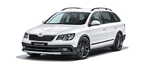 Škoda Superb II 2,0 TDI Laurin & Klement Combi Outdoor automat