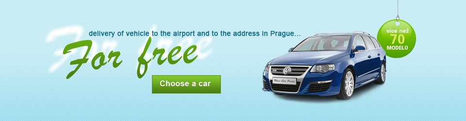 Car Rental delivery of vehicle for free